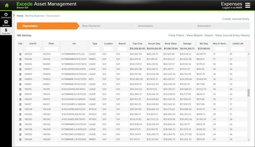 Excede Asset Management v1.0