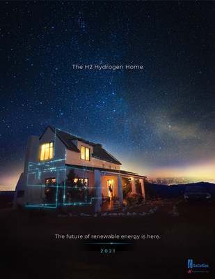 SoCalGas' H2 Hydrogen Home is the first project of its kind in the U.S. aiming to show how carbon-free gas made from renewable electricity can be used in pure form or as a blend to fuel clean energy systems of the future.