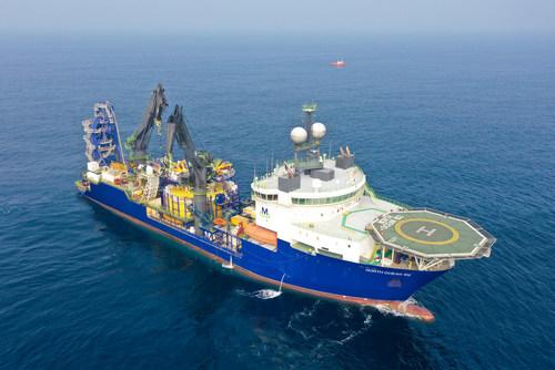 McDermott North Ocean 102 Vessel