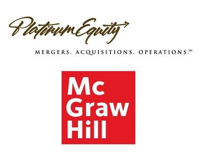 Platinum Equity Logo / McGraw Hill Logo