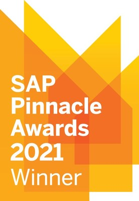 SAP recently recognized BlackLine with the 2021 SAP Pinnacle Award in the Solution Extensions category