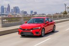 El Civic Sedán 2022 totalmente nuevo llega hoy a los concesionarios de Honda y calienta el juego de los sedanes compactos