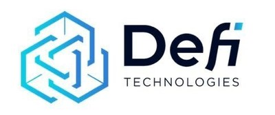 DeFi Technologies Logo (CNW Group/DeFi Technologies, Inc.)
