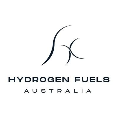 Hydrogen Fuels Australia Logo