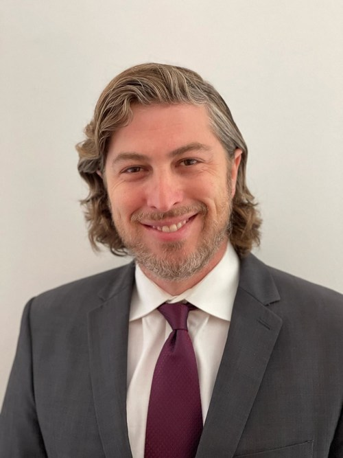 Matthew Signer --  Allen Media Group's new Executive Vice President of Production & Content