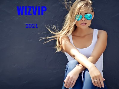 Blue Wizard Clothing WIZVIP crypto couture coin release