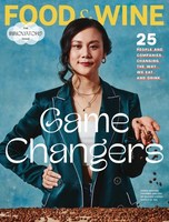 FOOD & WINE Names The 25 People, Products, And Movements Transforming The Way We Eat And Drink
