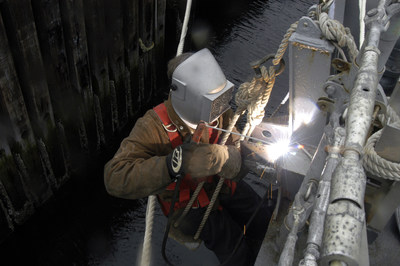 US Navy Skilled Trades Worker-Lung Cancer