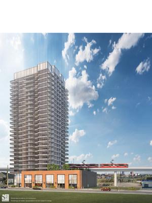 « Sunalta Heights » par Interloq Capital (Groupe CNW/Société canadienne d'hypothèques et de logement)