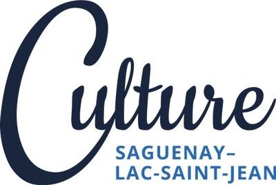 Logo : Culture Saguenay-Lac-Saint-Jean (Groupe CNW/Institut National de la recherche scientifique (INRS))