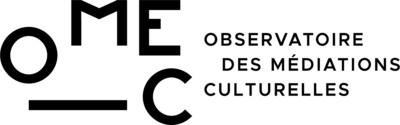 Logo : L'Observatoire des médiations culturelles (OMEC) (Groupe CNW/Institut National de la recherche scientifique (INRS))