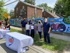 "Suburban Propane & Brilliant Detroit Host ""Street Fair""..."