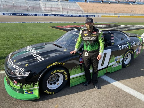 ForeverLawn of Tennessee is the primary sponsor of the NASCAR Xfinity race in Nashville, TN.