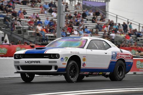 Mopar names DSR Performance as distributor of officially licensed parts for Dodge Challenger Mopar Drag Paks
