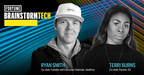 Ryan Smith and Terri Burns to join FORTUNE Brainstorm Tech Conference as Guest Co-Chairs
