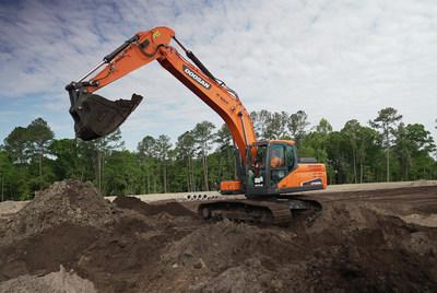 Trimble and Doosan North America Announce Factory-Installed Machine Control Solution for Doosan Crawler Excavators