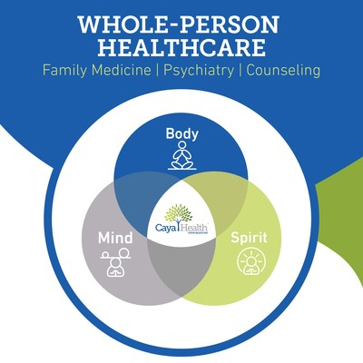 Finally, Whole Person Healthcare for Body, Mind, and Spirit from CAYA Health