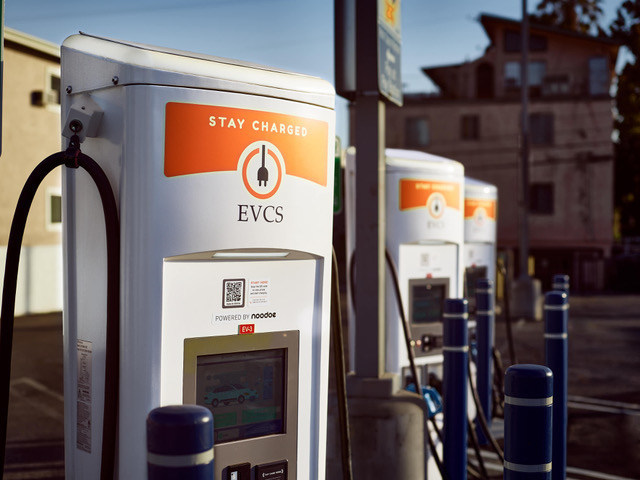 EVCS owns and operates the largest network of fast charging stations within the City of Los Angeles, which is home to over 250,000 EVs.