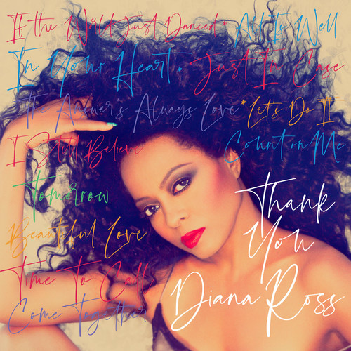 """Diana Ross Sings """"Thank You"""" To The World"""