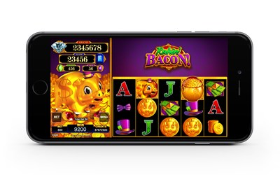 Rakin' Bacon! is an AGS player-favorite game available for play on Ontario Lottery & Gaming Corporation's internet gaming site, OLG.ca.