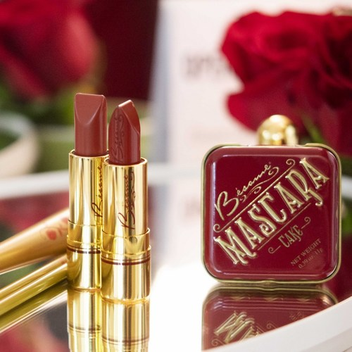 Besame Cosmetics partners with OceanX, a tech-forward 3PL for beauty and wellness brands.