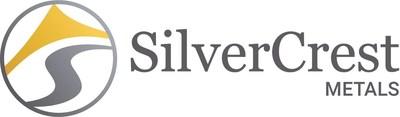SilverCrest Metals Logo (CNW Group/SilverCrest Metals Inc.)