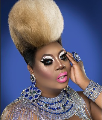 Jack Daniel's Tennessee Fire Teams Up With Miami Drag Queen Latrice Royale For Summer Glamp Sweepstakes.