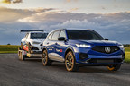 2022 MDX Type S Breaks Cover as Acura Race Team Departs for Pikes Peak Hill Climb