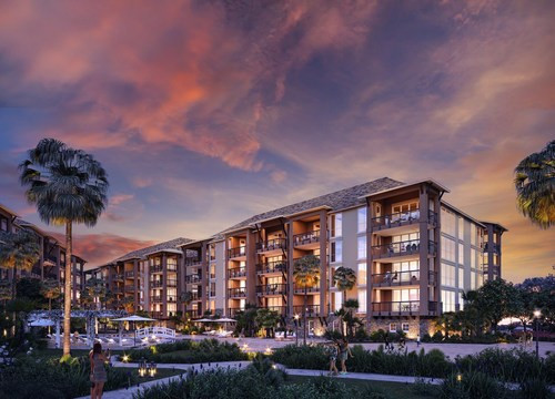 New Condominium Project in Horseshoe Bay Resort