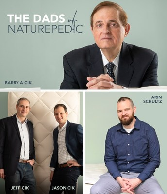 The Dads of Naturepedic Educate on Successfully Transitioning Toddlers to their First Big Kid Bed