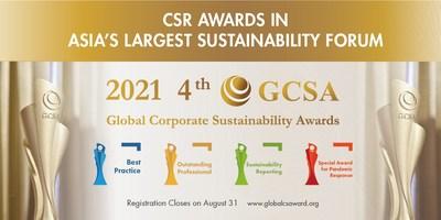 2021 Global Corporate Sustainability Award