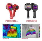 Fotric apresenta as câmeras térmicas portáteis 320M/F e 340A