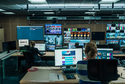 RTL using LiveU Matrix and Blackbird (Credits: Ruven Breuer, CBC)