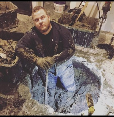Alex Gouin, @thebiggestplumber_ on Instagram, is one of Oatey's inaugural Social Media Ambassadors.