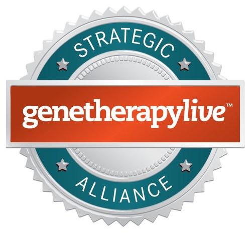 GeneTherapyLive Strategic Alliance Seal