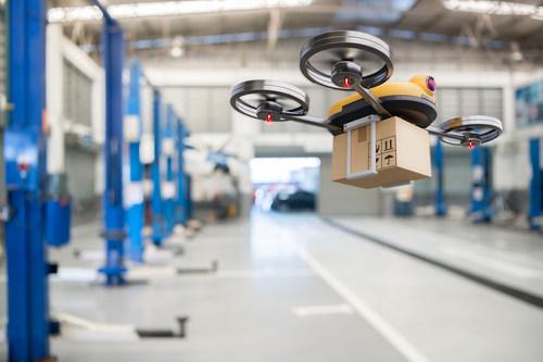 drone (PRNewsfoto/Frost & Sullivan)