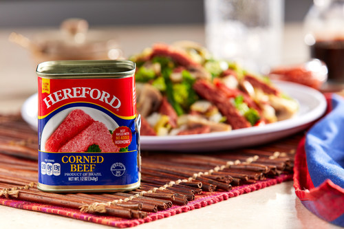 Hereford Proteins Stir Fry