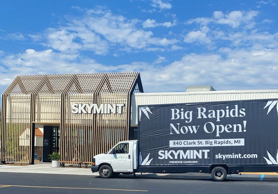 SKYMINT Big Rapids exterior