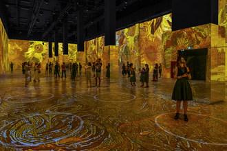 Immersive Van Gogh, North America's Original Immersive