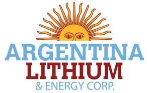 Argentina Lithium & Energy Corp. Logo (CNW Group/Argentina Lithium & Energy Corp.)
