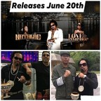 """Sheldon Davis, aka Rapper Natalac, Releases 12th Album """"Love & Pimp-Hop"""" on June 20th, His Dad's Birthday and Father's Day"""