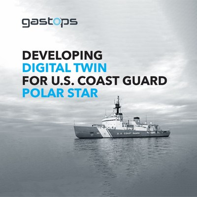 Gastops to Support USCG Ice Breaker Service Life Extension with Propulsion System Digital Twin Design (CNW Group/Gastops)