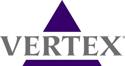 Vertex Pharmaceuticals Inc. Logo (Groupe CNW/Vertex Pharmaceuticals (Canada) Inc.)