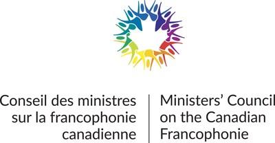 Conseil des ministres sur la francophonie canadienne Logo (Groupe CNW/Conseil des ministres sur la francophonie canadienne)