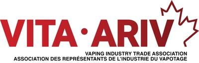 VITA-ARIV logo (Groupe CNW/VITA - Vaping Industry Trade Association)