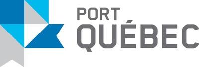 Port de Quebec LOGO (Groupe CNW/PORT DE QUEBEC)