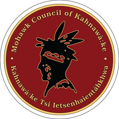 Mohawk Council of Kahnawake Logo (CNW Group/Mohawk Council of Kahnawake)