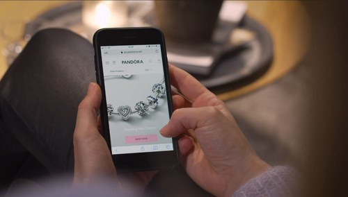 Pandora, a leading designer, manufacturer and marketer of hand-finished jewelry, is using IBM Sterling Order Management for improved real-time inventory visibility. Photo courtesy Pandora.