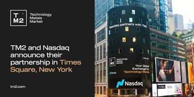 TM2 partners with NASDAQ