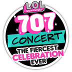 L.O.L. Surprise!™ Celebrates Its Birthday And Fans Worldwide With 707 Day, Summer's Biggest Party